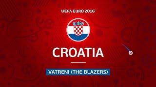 Croatia at UEFA EURO 2016 in 30 seconds
