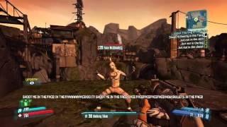 Borderlands 2 - Face McShooty Wants Help