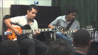 Blue Bossa - Kenny Dorham / Recital de Guitarra de Ebenézer Sena no ETECM (PARTE - 5)