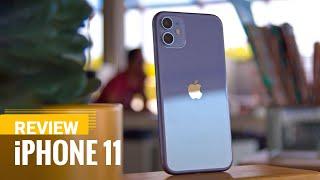 Gambar cover Apple iPhone 11 review