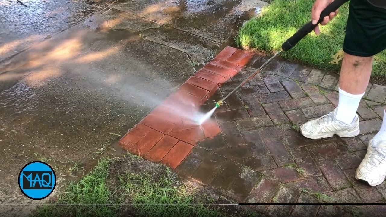 SEKALI SEMPROT LANGSUNG BERSIH ! INILAH Alat Water Jet Cleaner yang Bisa Anda Beli