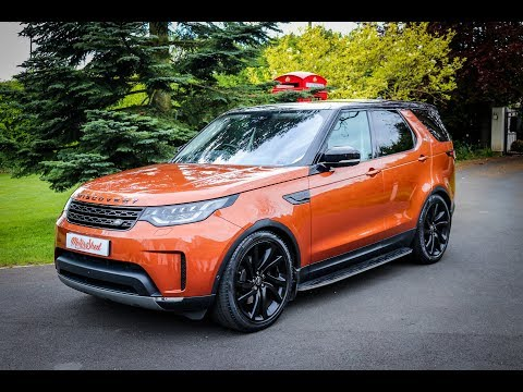 2017 Land Rover Discovery First Edition Review