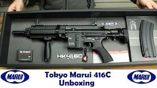 Tokyo Marui 416C Unboxing