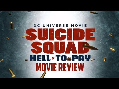 Suicide Squad: Hell to Pay (2018) Movie Review
