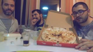 Mi-e foame! (episodul 2) Sabatini Basarabiei vs Presto Pizza vs L
