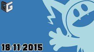 Las Noticias de Ayer... ¡HOY! | 18/11/2015 | ATLUS Special Edition (Hype)