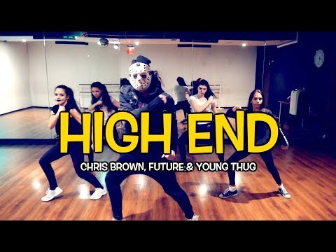 Chris Brown - HIGH END ft. Future, Young Thug | Dance Video | Andrew Heart choreography
