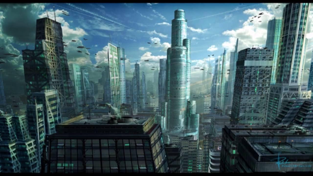 น่ากลัว...................โลกอนาคต ในปี2050-3100 ที่ดูสวยมาก....