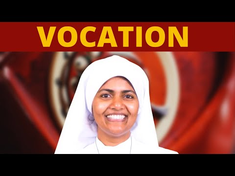 How to discern your vocation in a Catholic way ?    Sister Jocelyn Edathil    Religious Nun