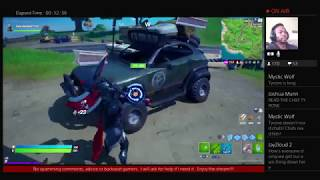 Tyrone Magnus Plays: Fortnite Chapter 2 -  Season 1 - #9