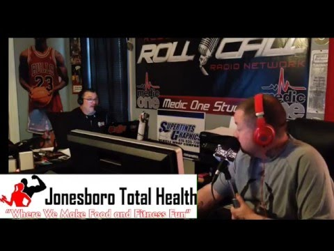 Friday's Red Wolf Roll Call Radio with J.C. & Uncle Walls 3-18-16