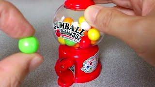 Miniature Gumball Machine!Vending Machine toy #02
