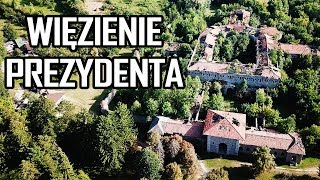 Opuszczone więzienie Prezydenta Rumunii - Urbex History