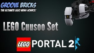 LEGO Portal 2 Sets Cuusoo