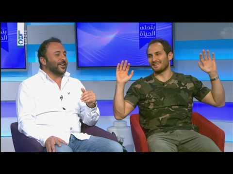 Bte7la El Hayet -  Episode 311 -  فقرة الرياضة مع سيلفيو شيحا و مارك شدياق  - 18:21-2017 / 4 / 20