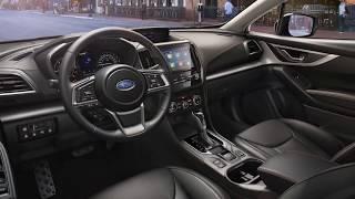 2018 Subaru XV: INTERIOR
