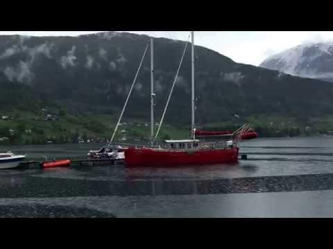 Ulvik . NORWAY .. قرية اولفيك في النرويج