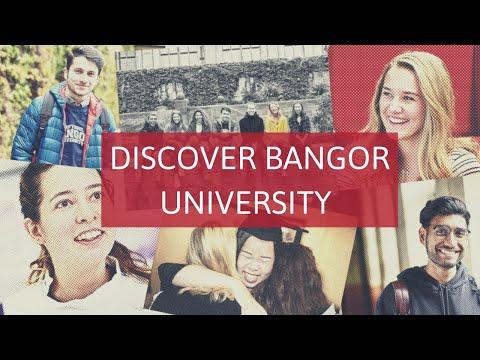 Discover Bangor University