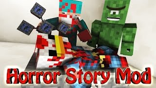Minecraft | HORROR STORY MOBS MOD Showcase! (Cyclopes