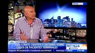 La Noche NTN24: autoridades legalizan aplicación de la eutanasia a enfermos terminales de Colombia
