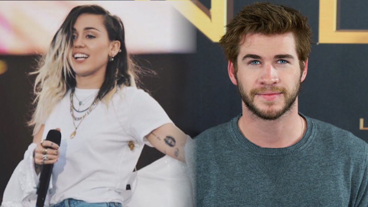Miley Cyrus and Liam Hemsworth's relationship timeline ... |Liam Hemsworth And Miley Cyrus Wedding Off