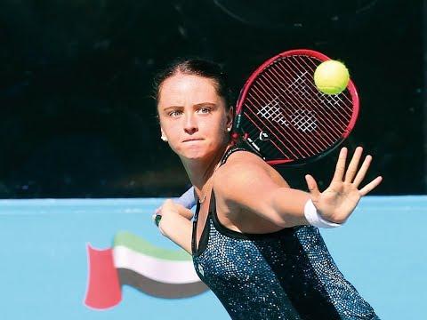 Shuai Peng Viktoria Kuzmova Itf Dubai Final Tennis Live Youtube