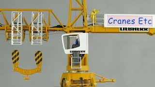HK Liebherr 630 EC-H 40 Tower Crane (Radio Control) by Cranes Etc TV