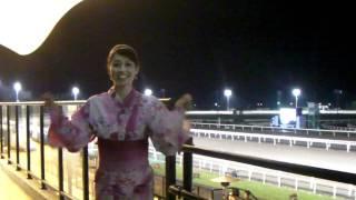 2010年サッポロビールイメージガール門別競馬場にて 中村果生莉 動画 10