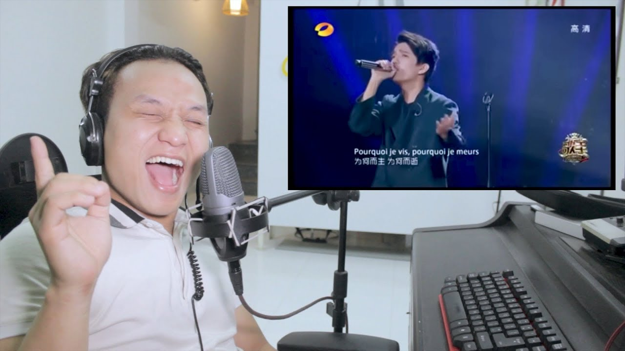 (EngSub)Vocal Coach Reaction/Analysis To Dimash Kudaibergen -  Live S.O.S .
