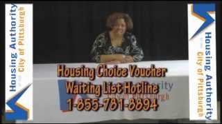 How to Apply: The Housing Choice Voucher Program Waiting List Lottery