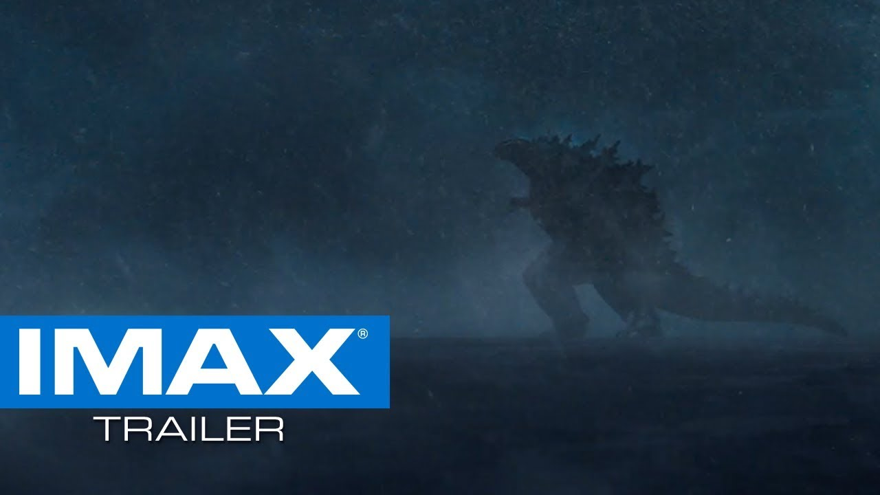 223ffd97335 Godzilla: King of the Monsters (2019) - Official Trailer #2 - Experience it  in IMAX®