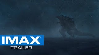 Godzilla: King of the Monsters (2019) - Official Trailer #2 - Experience it in IMAX®