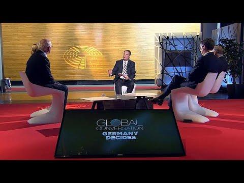 الانتخابات الألمانية: مكان ألمانيا في العالم - global conversation