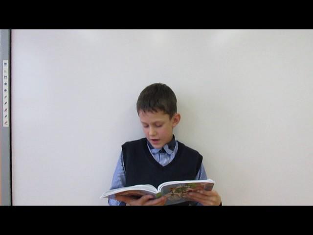 Изображение предпросмотра прочтения – АлексейКоновалов читает произведение «Ворона и Лисица» И.А.Крылова