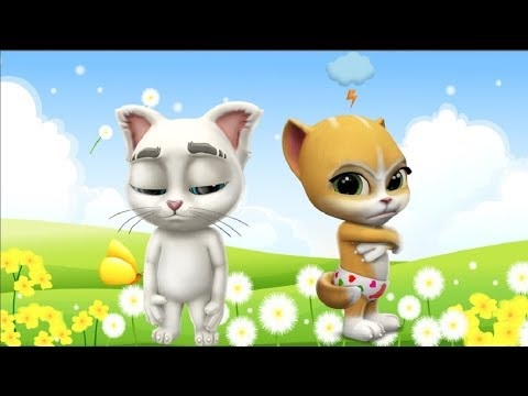 My Talking Emma Talking Cat Oscar Gameplay Part 2