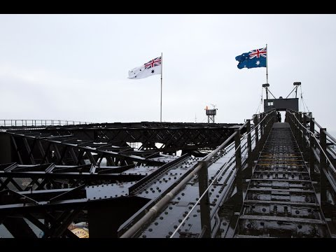 50th Anniversary of the Australian White Ensign