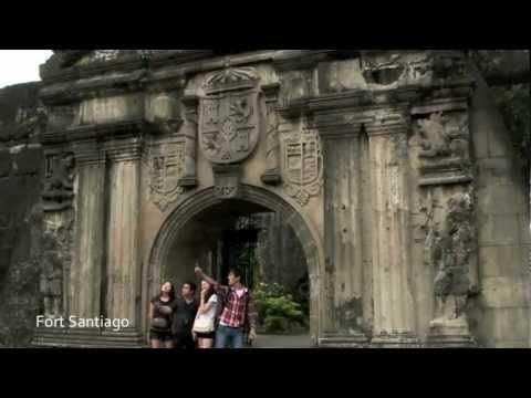 Old Town Manila - Intramuros