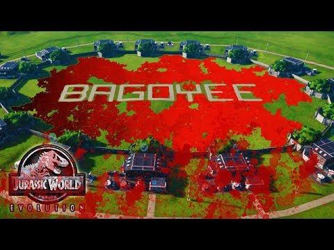 ULTRA BLOOD BATH!!! 5v5 CARNIVORE BATTLE ROYALE (JURASSIC WORLD EVOLUTION)