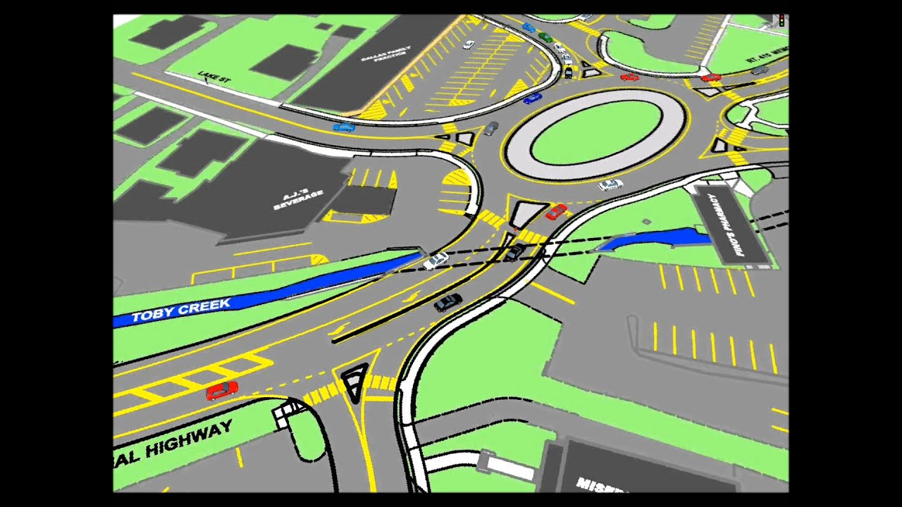 how to make a roundabout