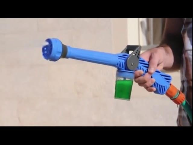 Water Cannon - инновационная насадка-распылитель водыНовый