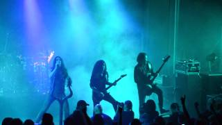 The Infinity of Time and Space - Satyricon at 70,000 Tons of Metal 2014