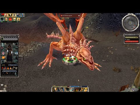 Guild Wars FOW solo - all quests, all enemys, 23 obsidian shards  2016