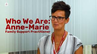 Who We Are: Family Support Practitioner | Family Support | UK