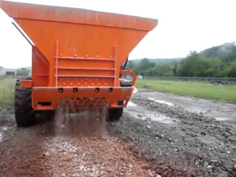 Hog Crusher Concrete Crusher Attachment For Skid Steer