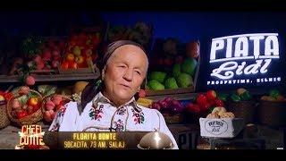 Best of Chefi la cuţite: La 73 de ani, Floarea Bonțea i-a dat gata pe chefi