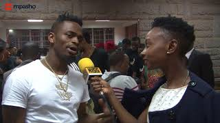 I'm building a Mansion in Kenya-Diamond Platnumz