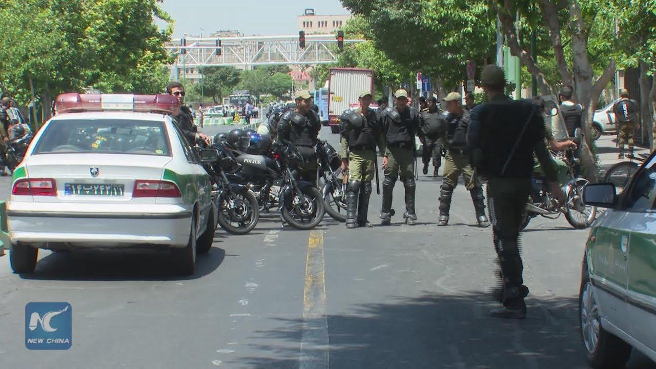 Death Toll In Tehran Attack Rises; Iranian Official Calls US Response 'Repugnant'