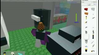 the biggest nuke explosion on roblox!!!