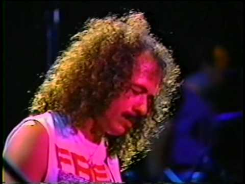 Carlos Santana - Incident At Neshabur - Mountain View 1986