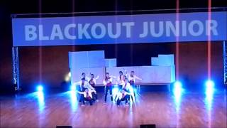 BLACKOUT JUNIOR 3r PREMIO REACT 2013 (Categoría Junior)